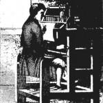 Stocking-weaver
